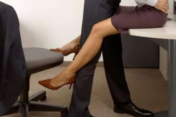 Σ3ξ στο γραφείο: Τολμάς ή δεν τα τολμάς; - SEX