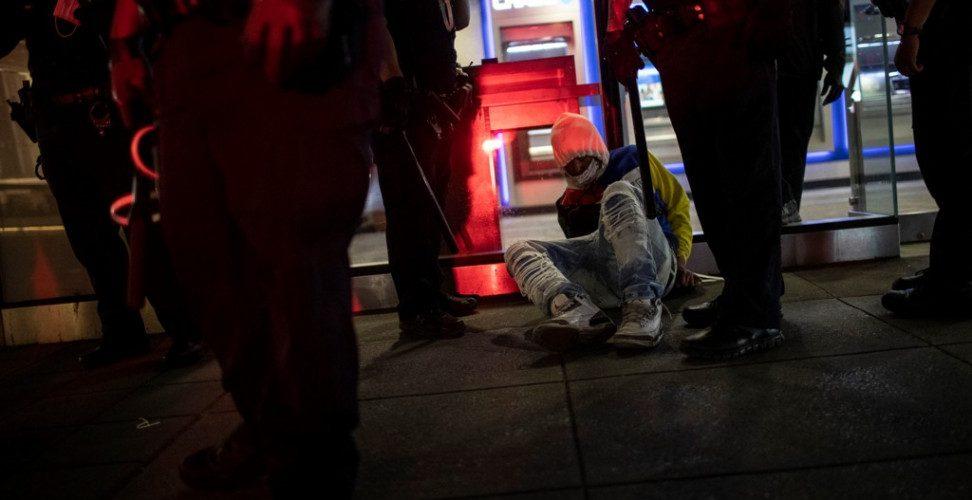 Νέα Υόρκη: Παρατείνεται έως την Κυριακή η απαγόρευση κυκλοφορίας