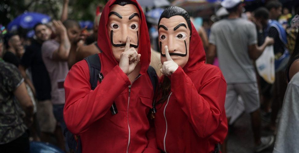 La Casa de Papel: To trailer 5ης σεζόν- μεγάλη ληστεία φαίνεται μετατρέπεται πόλεμο
